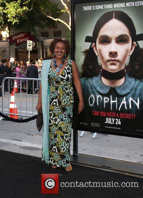 CCH Pounder The Los Angeles premiere of 'Orphan'...