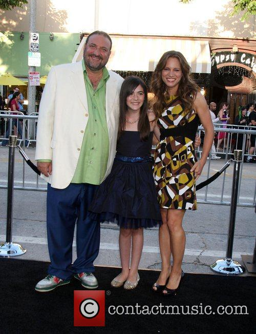 Joel Silver, Isabelle Fuhrman and Susan Downey The...