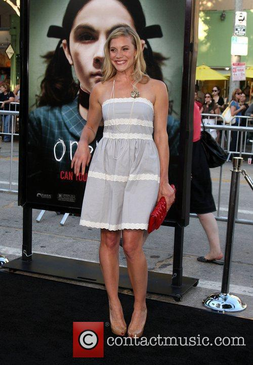 Katee Sackhoff and Mann Village Theater 1