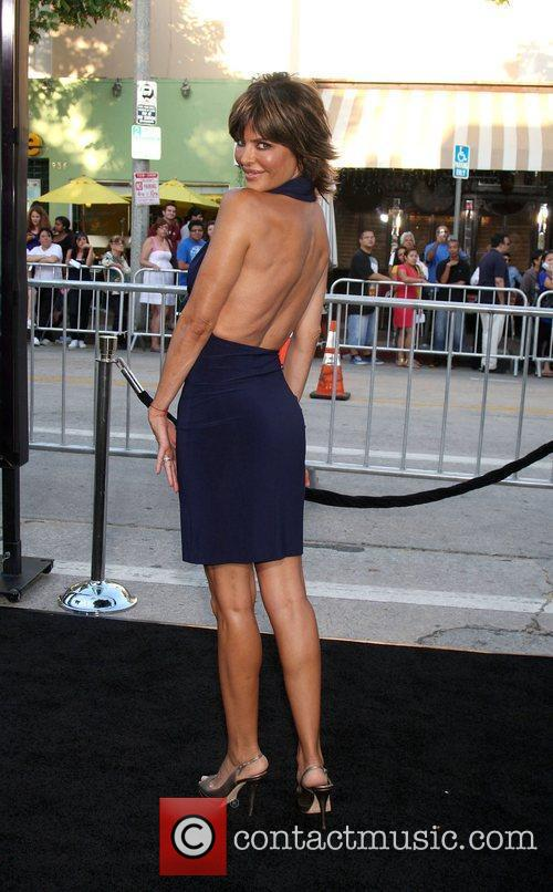 Lisa Rinna  The Los Angeles premiere of...