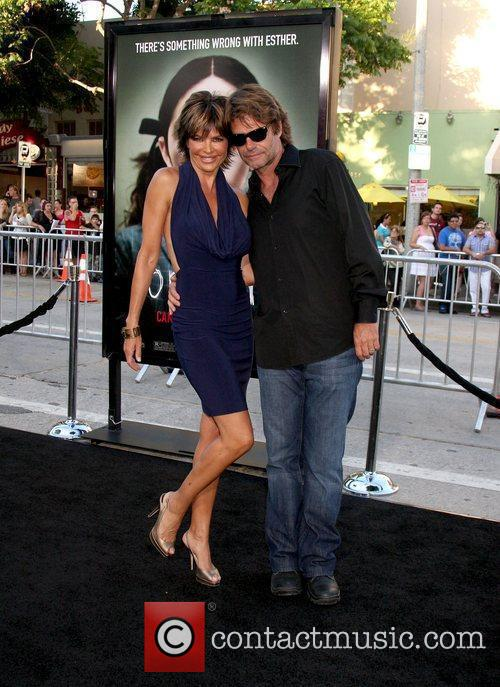 Lisa Rinna, Harry Hamlin and Mann Village Theater 5