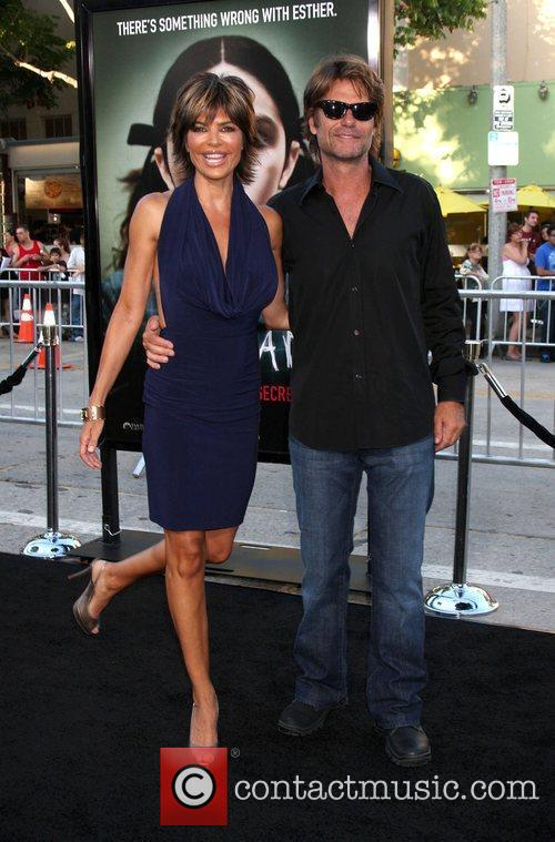 Lisa Rinna and Harry Hamlin The Los Angeles...