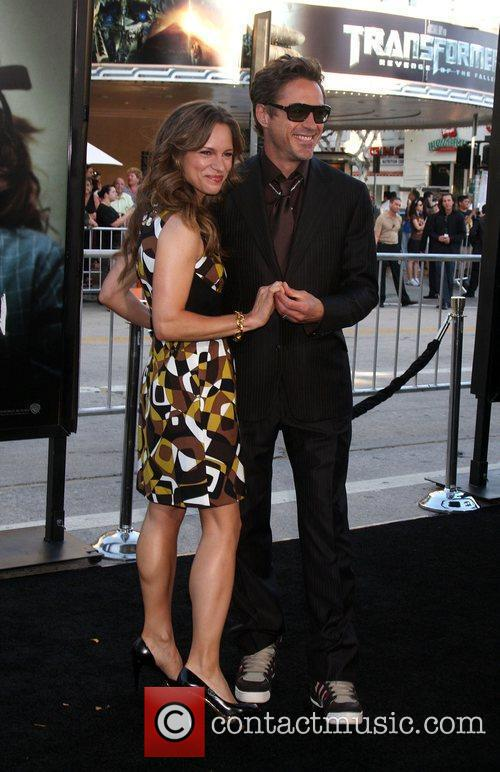 Susan Downey and Mann Village Theater 1