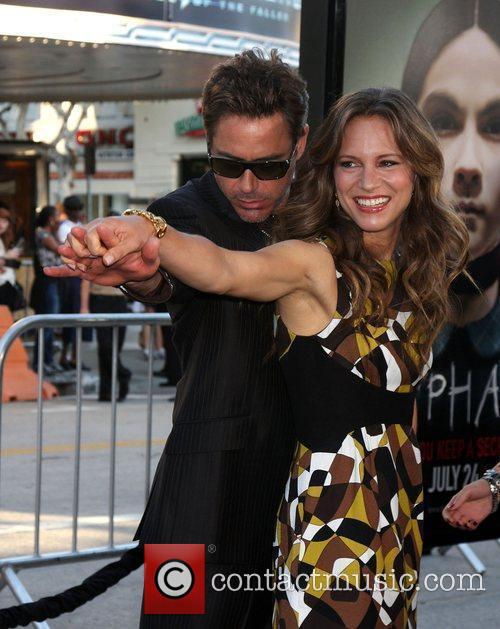 Susan Downey and Mann Village Theater 4