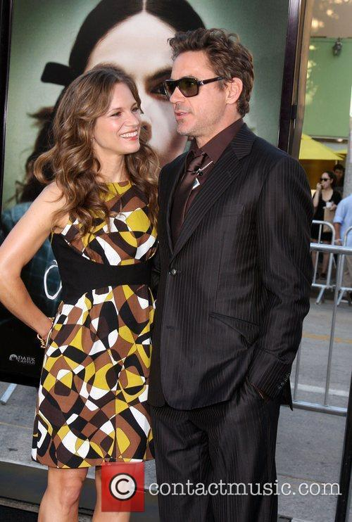 Susan Downey and Mann Village Theater 2
