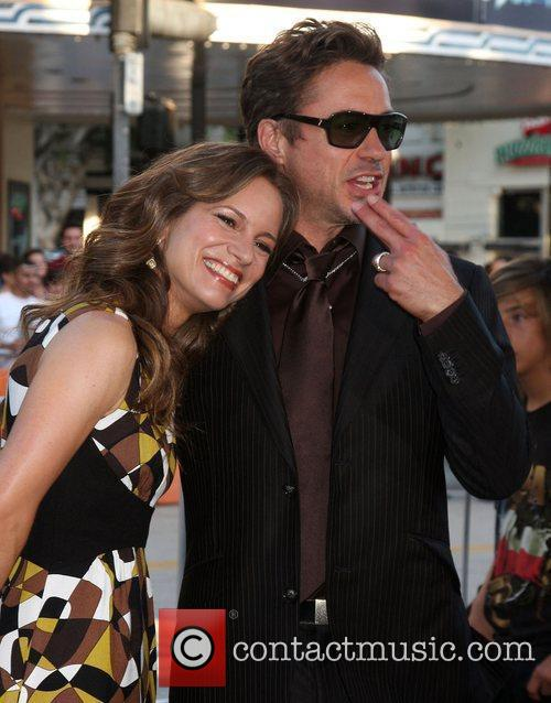 Susan Downey and Mann Village Theater 3