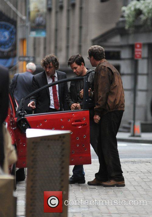 Steve Coogan and Mark Wahlberg 3