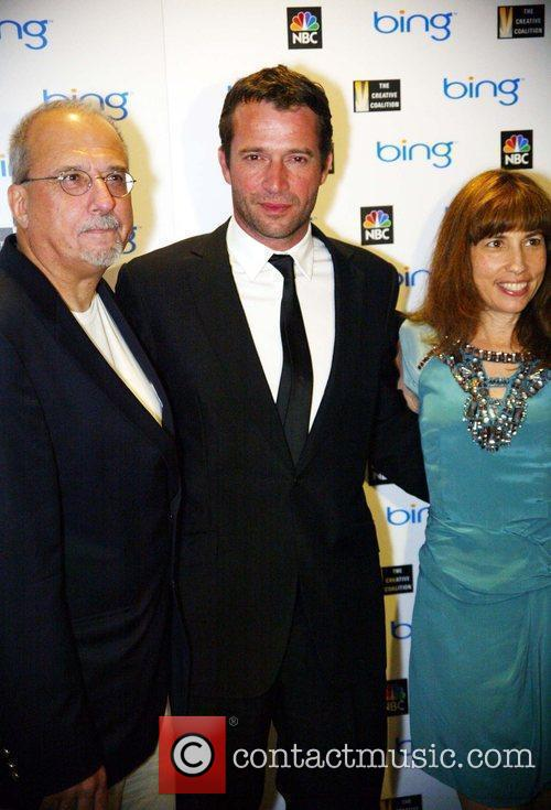 Guset, James Purefoy, Robin Bronk Washington premiere of...