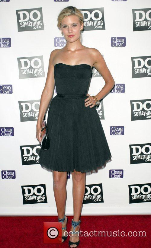 Maggie Grace Do Something.org celebrates The Power of...