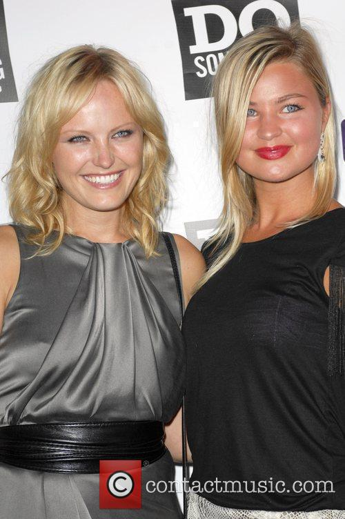Malin Akerman and Jenny Akerman 7