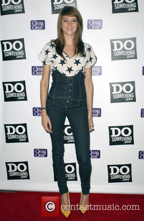 Shailene Woodley Do Something.org celebrates The Power of...
