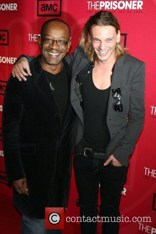 Lennie James and Jamie Campbell 4