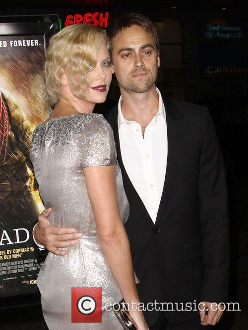 Charlize Theron, Afi and Stuart Townsend 10