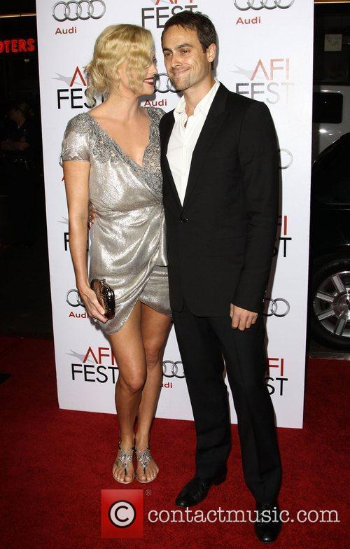 Charlize Theron, Afi and Stuart Townsend 2