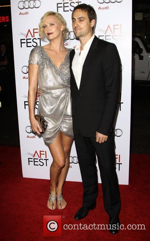 Charlize Theron, Afi and Stuart Townsend 6