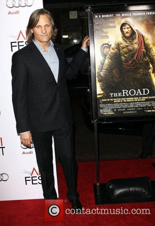 Viggo Mortensen and Afi 2