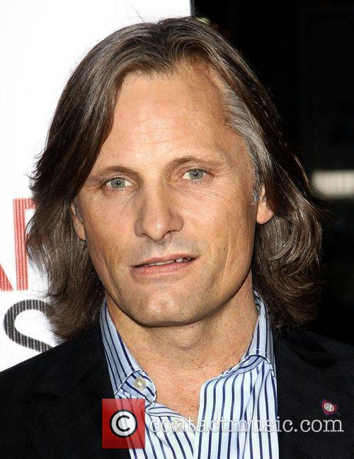 Viggo Mortensen and Afi 5