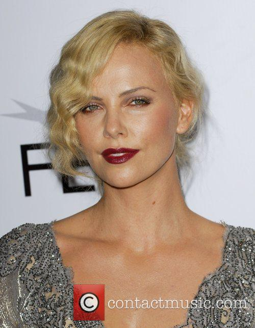 charlize theron split. Charlize Theron and AFI