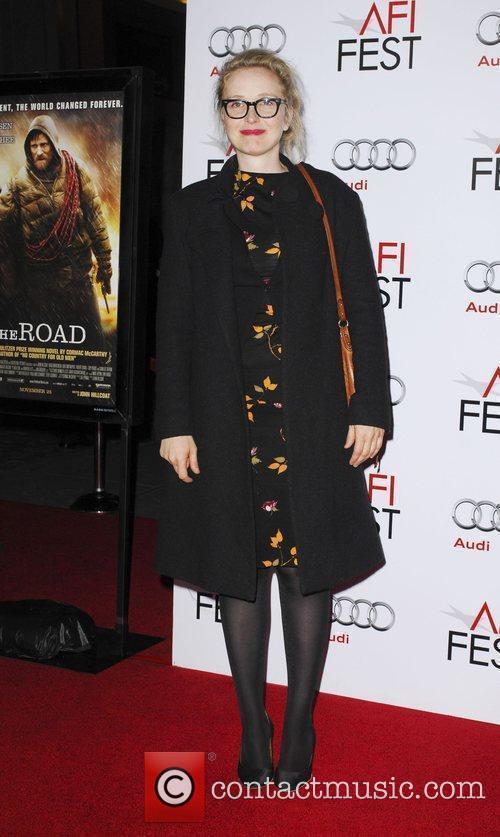 Julie Delp 2009 AFI Fest screening of 'The...