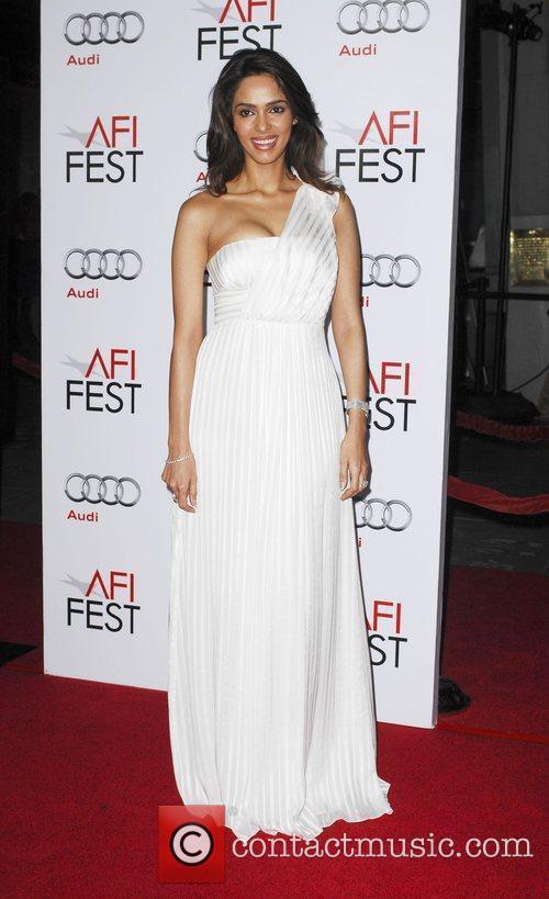 Mallika Sherawat 2009 AFI Fest screening of 'The...