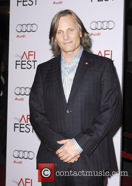 Viggo Mortensen and AFI 13