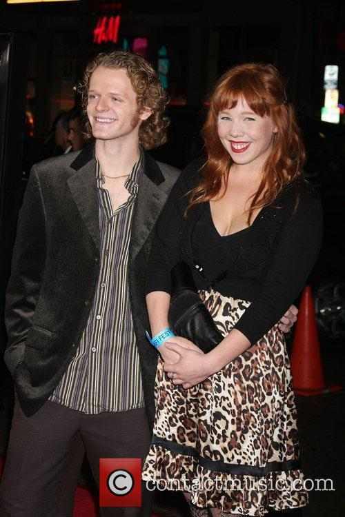 Nick Pasqual and Guest 2009 AFI Fest screening...