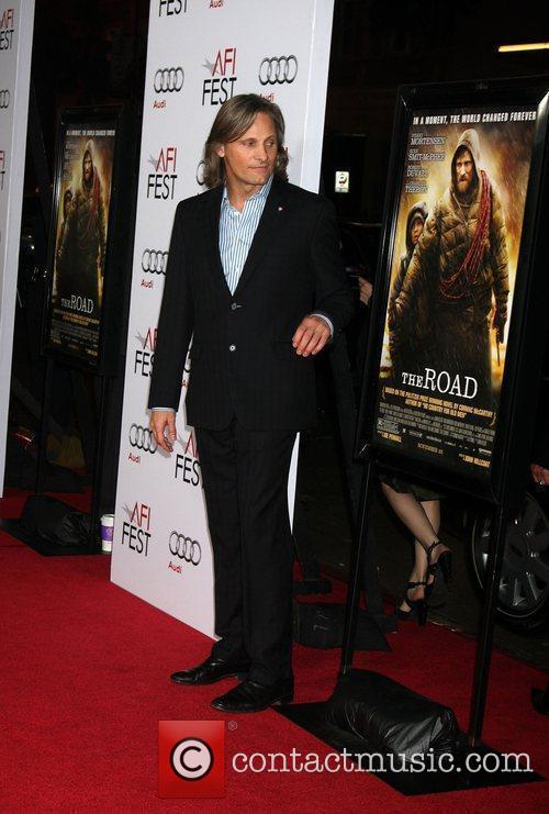 Viggo Mortensen and AFI 15
