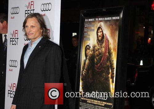 Viggo Mortensen and AFI 14
