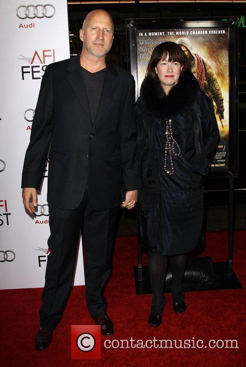 John Hillcoat and Guest 2009 AFI Fest screening...