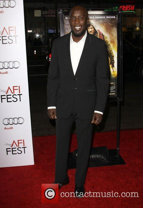 Michael K. Williams and Afi 3