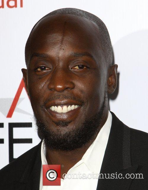 Michael K. Williams and Afi 1