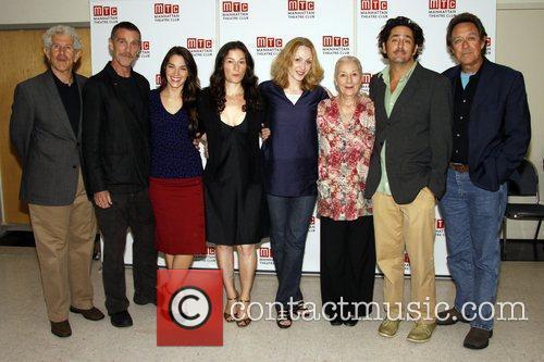 John Glover, Kelli Barrett, Ana Gasteyer, Jan Maxwell,...