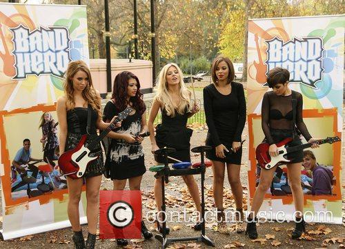 Una Healy, Vanessa White, Mollie King, Rochelle Wiseman and Frankie Sandford 2