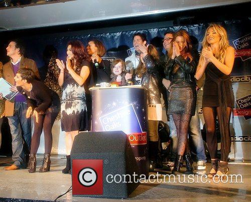 The Saturdays The Saturdays and other stars perform...