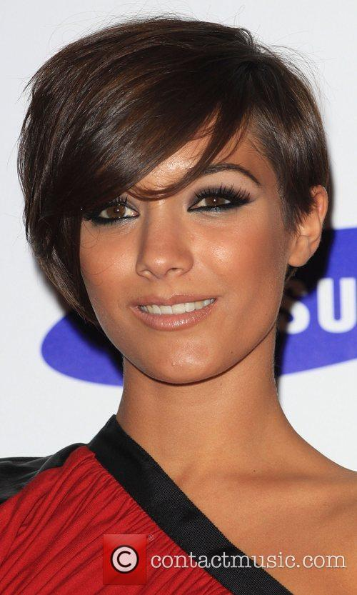 frankie from saturdays hairstyle. frankie from the saturdays