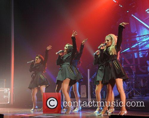 Mollie King and Manchester Apollo 1