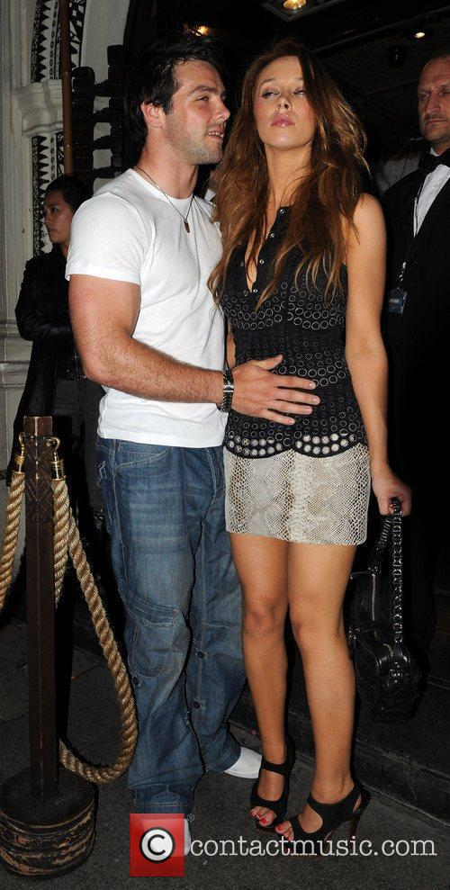 Una Healy and Mahiki Club 2