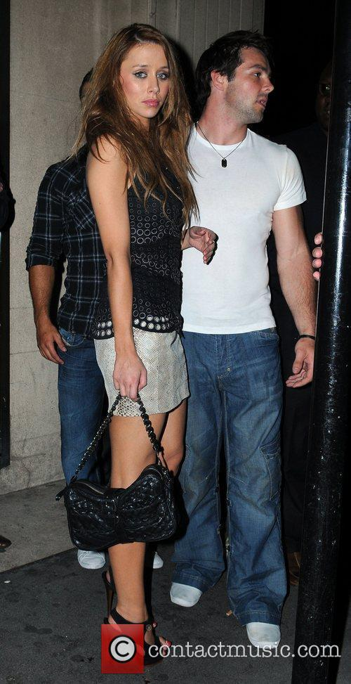 Una Healy and Mahiki Club 6