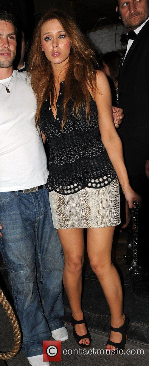 Una Healy and Mahiki Club 4
