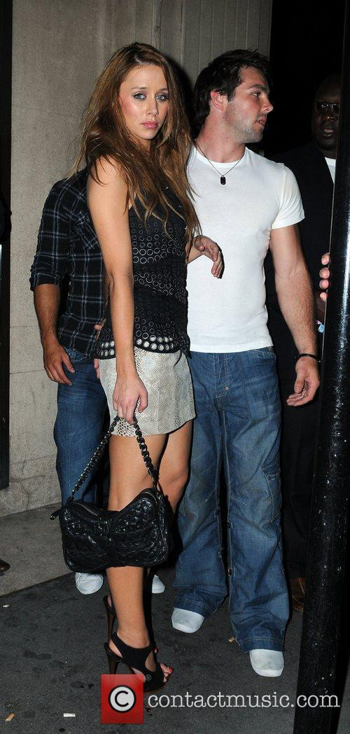 Una Healy and Mahiki Club 9
