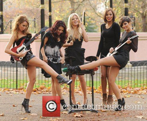 Una Healy, Vanessa White, Mollie King, Rochelle Wiseman and Frankie Sandford 21