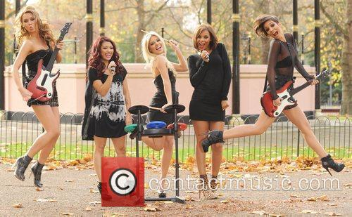 Una Healy, Vanessa White, Mollie King, Rochelle Wiseman and Frankie Sandford 15
