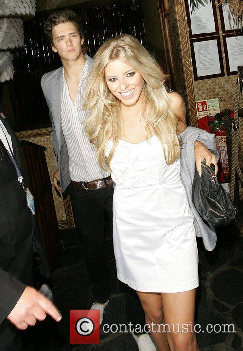 Mollie King and Mahiki Club 6