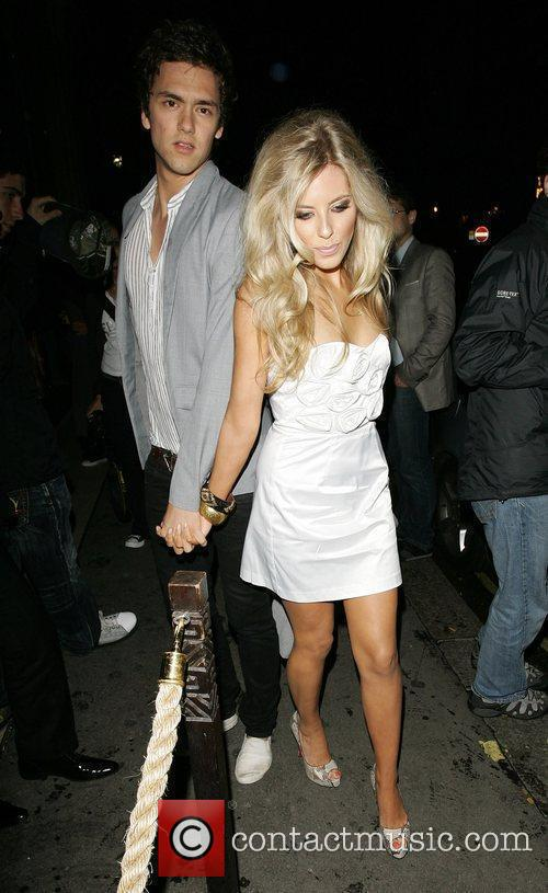 Mollie King and Mahiki Club 9
