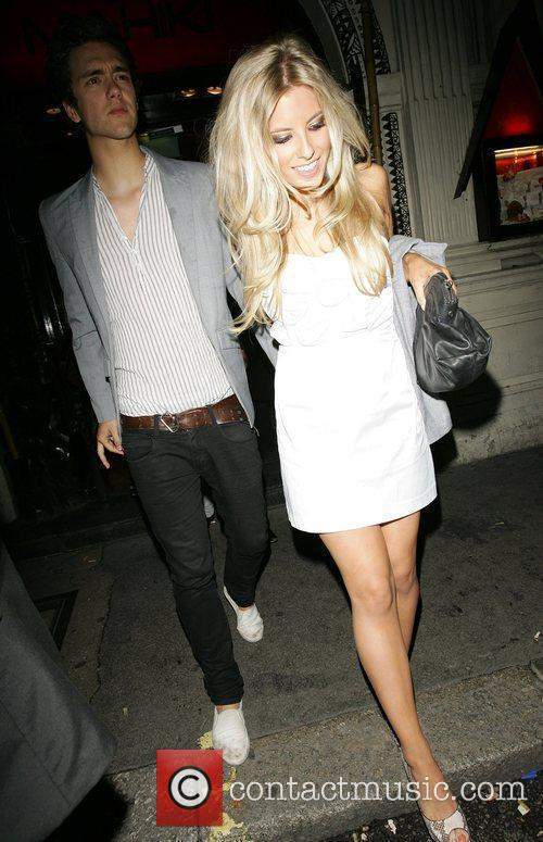 Mollie King and Mahiki Club 2