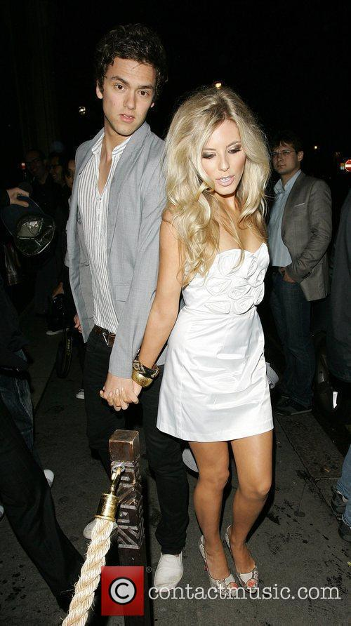 Mollie King and Mahiki Club 7