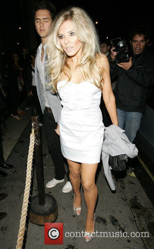 Mollie King and Mahiki Club 4