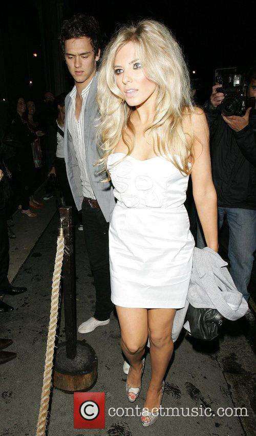 Mollie King, Mahiki Club