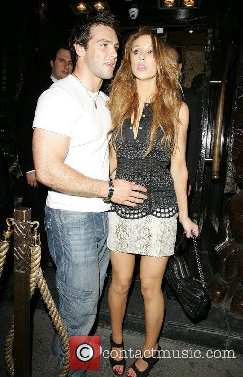 Una Healy and Mahiki Club 1