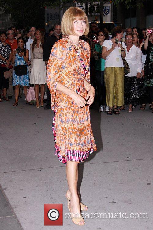 Anna Wintour Premiere of 'The September Issue' at...